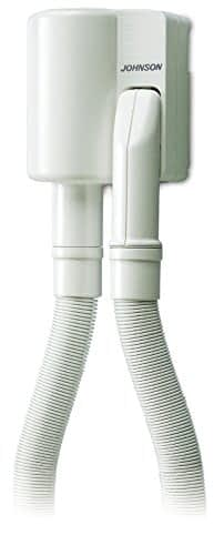Johnson Basik Phon Asciugacapelli da Parete Professionale 800 Watt 220 Volt