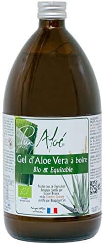 Pur AloéGel da bere all'aloe vera, biologico, puro, 1000ml