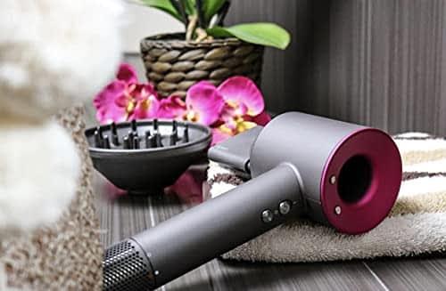 Dyson ASCIUGACAPELLI HD03 SUPERSONI Supersonic Hair Dryer Iron Fucsia