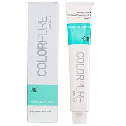 JOJO Colo rpure–12.1Spezial Biondo Platino cenere Plus Crema Colore dei capelli 12.1Spezial Biondo Platino cenere Plus 100ML