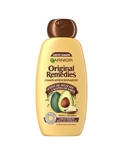 Garnier Shampoo (Con Olio Di Aguacate E Burro Di Karité) - 300 Ml