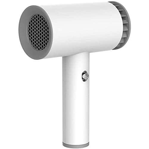 LGQ Asciugacapelli Wireless USB, USB Ricaricabile, Asciugacapelli Cordless, Asciugacapelli Portatile, Mini Asciugacapelli da Viaggio