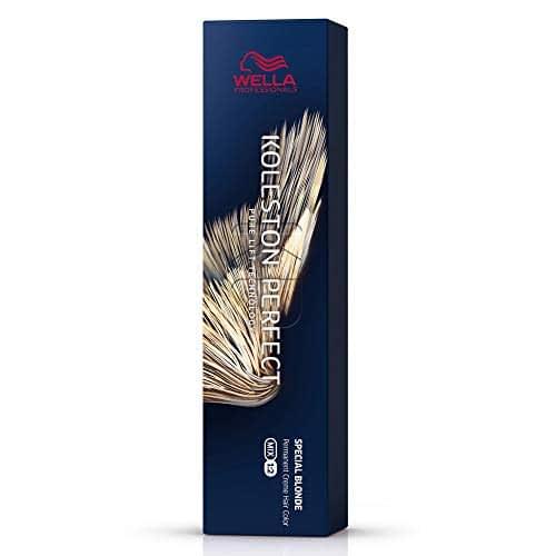 Wella Professionals Koleston - Tinta per capelli con tecnologia Perfect Me+, colore: Special Blonde 12/81 (biondo cenere perlato), 60 ml