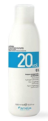 Fanola Acqua Ossigenata 1L, 20 Vol. 6%