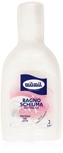 Milmil - Bagno Schiuma, Proteine del Latte - 2000 ml