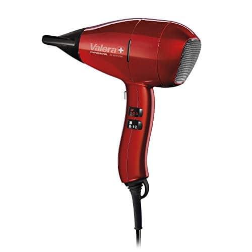Valera Asciugacapelli Sn 9200Y Rc Swiss Nano 9200 Ionic Rosso