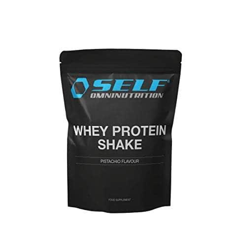 Self Omninutrition Whey Protein Shake 1kg Gusto Pistacchio