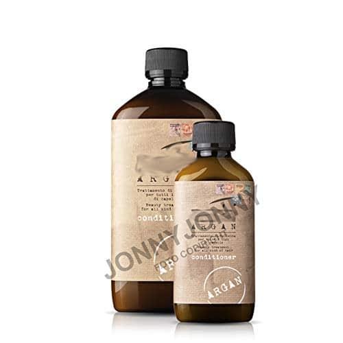 NASHI ARGAN - Balsamo nutriente a base di argan per tutti i tipi di capelli - 500ml